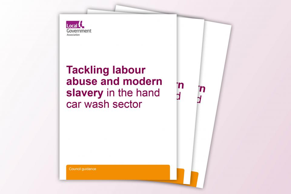 Tackling labour abuse and modern slavery in the hand car wash sector featured image